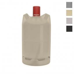 Abdeckhaube für Gasflasche