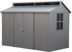 Alu Shed 10x8 Metallgerätehaus