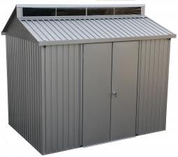 Alu Shed 8x6 Metallgerätehaus