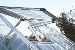 Automatischer Fensteröffner für Gewächshäuser