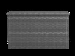 JAVA BOX 870 Liter Aufbewahrungsbox