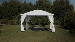 Tepro 5539 KABRA Gartenpavillon