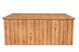 Metall-Gerätebox 170x70 Holz-Dekor Eiche