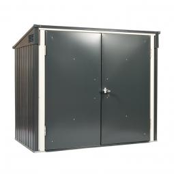 Tepro 7171 Aufbewahrungsbox für 2 x 240 l Mülltonnen