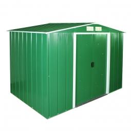 Tepro 7230 Metallgerätehaus ECO 8x6 grün