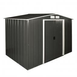 Tepro 7239 Metallgerätehaus ECO 8x6 anthrazit