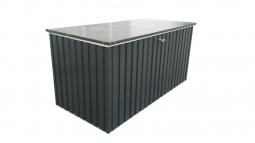 Tepro 7424 Metall-Gerätebox 190x90 Anthrazit