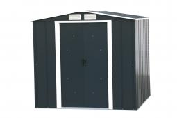 Tepro 7451 Metallgerätehaus ECO 6x6 anthrazit