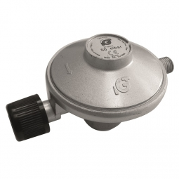 Tepro 8567 Druckregler für Gaskartusche 50 mbar